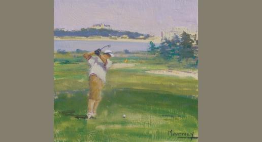 Golf en la Junquera. Pedreña