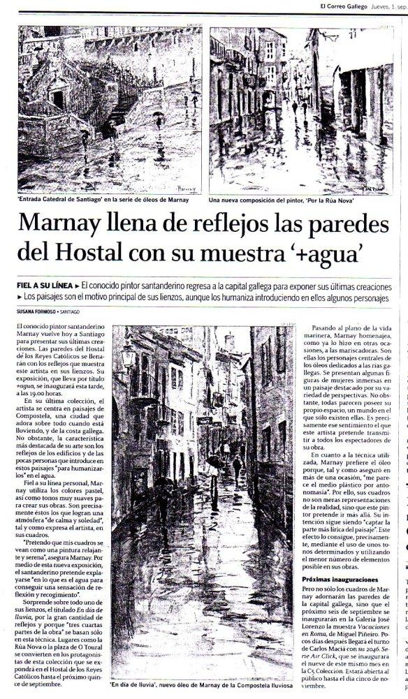 91.El Correo Gallego.1.9.05