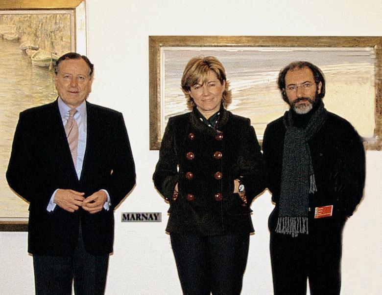 Marnay Madrid 2003