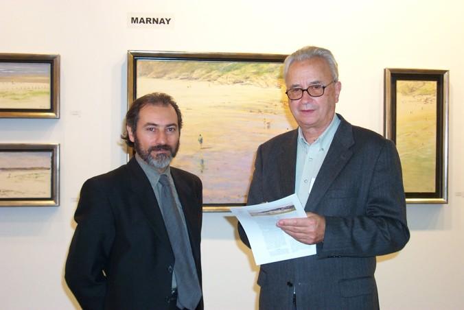 DeArte2001.Con Jesús Nuñez