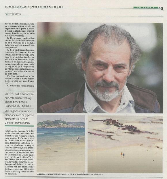 EL MUNDO (2). 23-may-15-Sábado-.Biblioteca Central