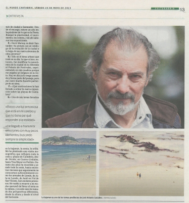 El Mundo. 23.mayo.15