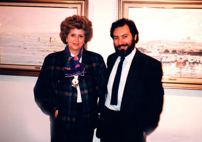Marisa Berrazueta 1992
