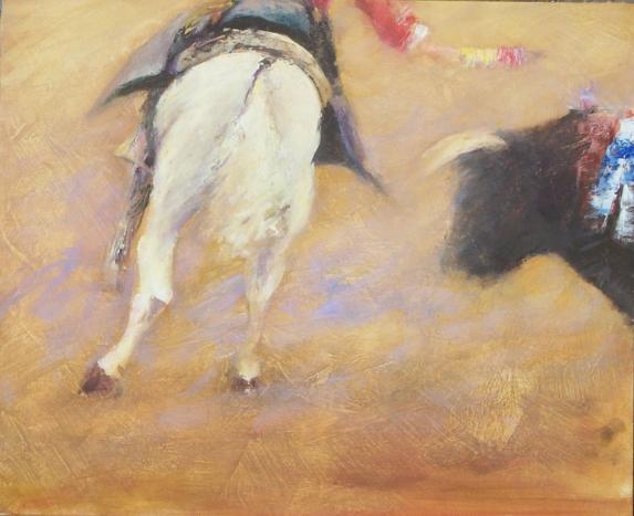 Entrando al caballo