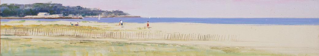 Playa de Hendaya. Francia