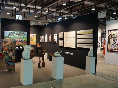 Feria de Art Faire. Lousanne. Suiza