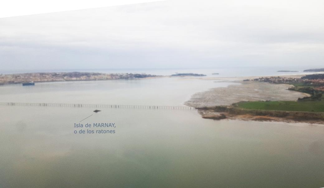 Ubicacion Isla de MARNAY